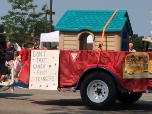 Safety Town Float