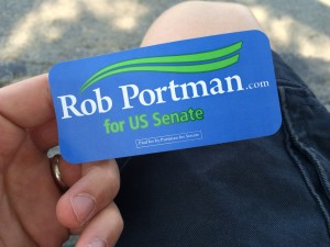 Rob Portman Sticker